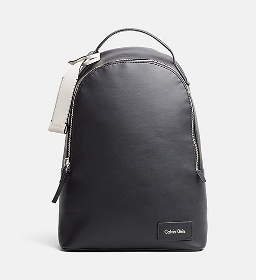 CALVINKLEIN Backpack - BLACK - CALVIN KLEIN BAGS & ACCESSORIES - main image