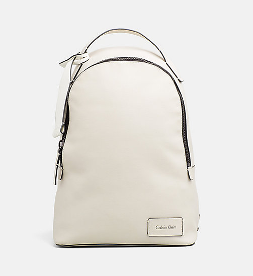 CALVINKLEIN Backpack - CEMENT - CALVIN KLEIN BAGS & ACCESSORIES - main image