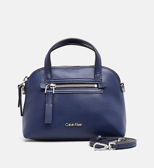CALVINKLEIN Crossover-Bag - NAVY - CALVIN KLEIN SHOES & ACCESORIES - main image