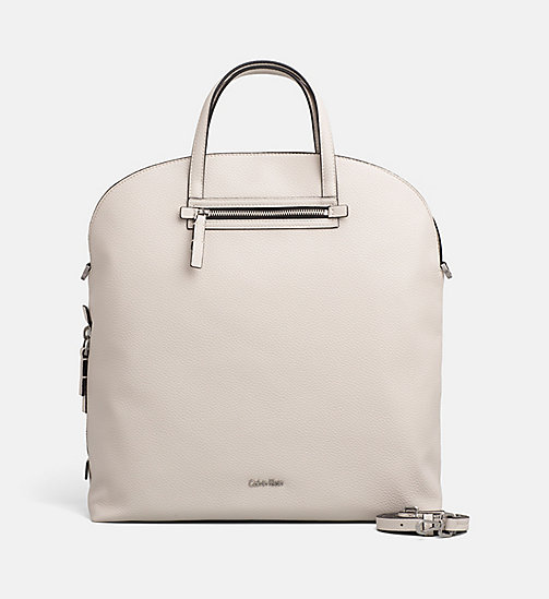 CALVINKLEIN Grote tote bag - CEMENT - CALVIN KLEIN SHOES & ACCESSORIES - main image