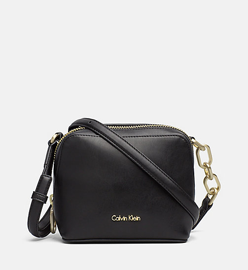 CALVINKLEIN Small Crossover - BLACK -  NEW IN - main image