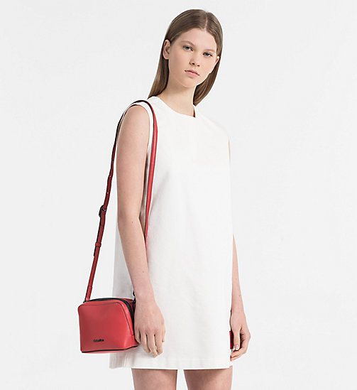 CALVINKLEIN Kleine Crossover-Bag - SCARLET -  NEW IN - main image 1