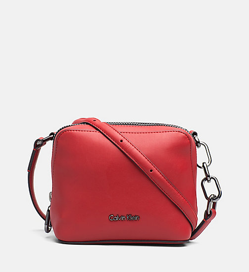 CALVINKLEIN Kleine Crossover-Bag - SCARLET -  NEW IN - main image