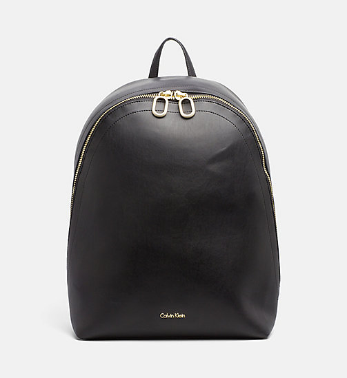 CALVINKLEIN Round Backpack - BLACK - CALVIN KLEIN NEW IN - main image