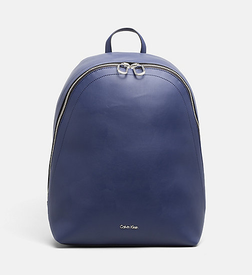 CALVINKLEIN Round Backpack - NAVY - CALVIN KLEIN NEW IN - main image