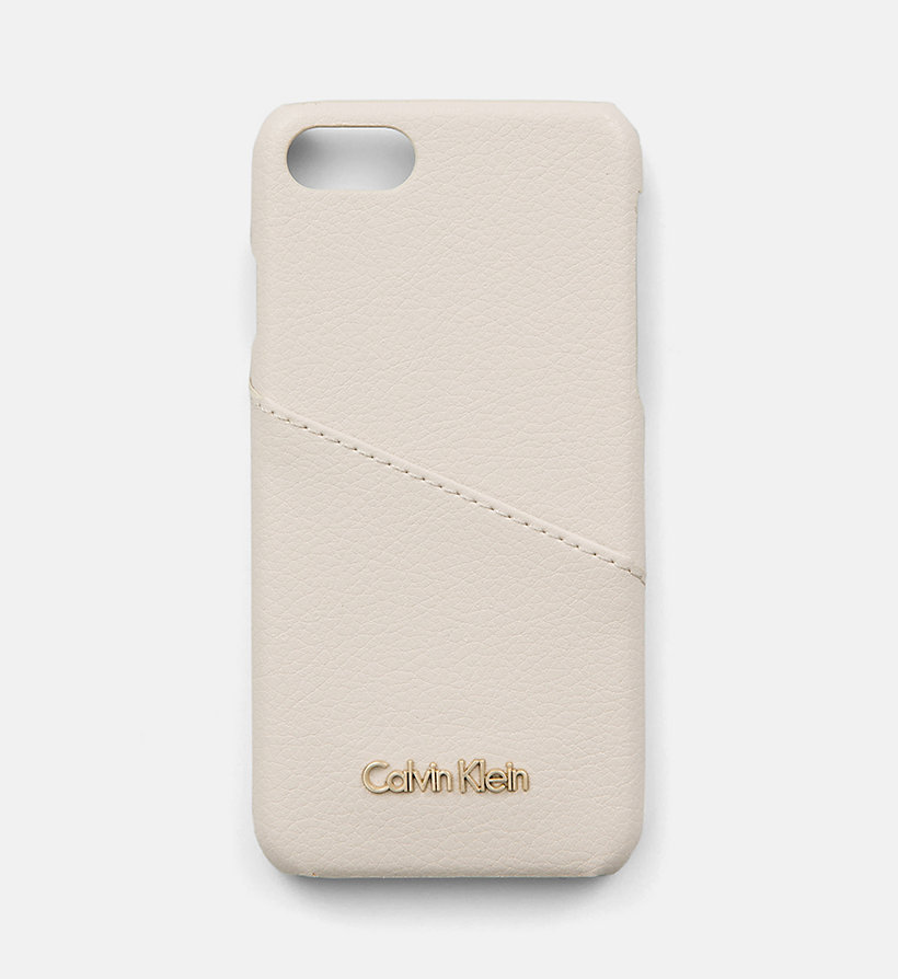 CALVINKLEIN iPhone7 Cover - SCARLET - CALVIN KLEIN WOMEN - main image