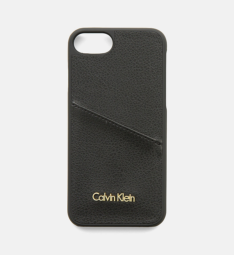 CALVINKLEIN iPhone7 Cover - CEMENT - CALVIN KLEIN WOMEN - main image