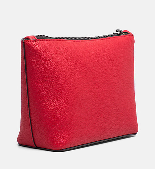 CALVINKLEIN Make-Up Bag - SCARLET - CALVIN KLEIN NEW IN - detail image 1