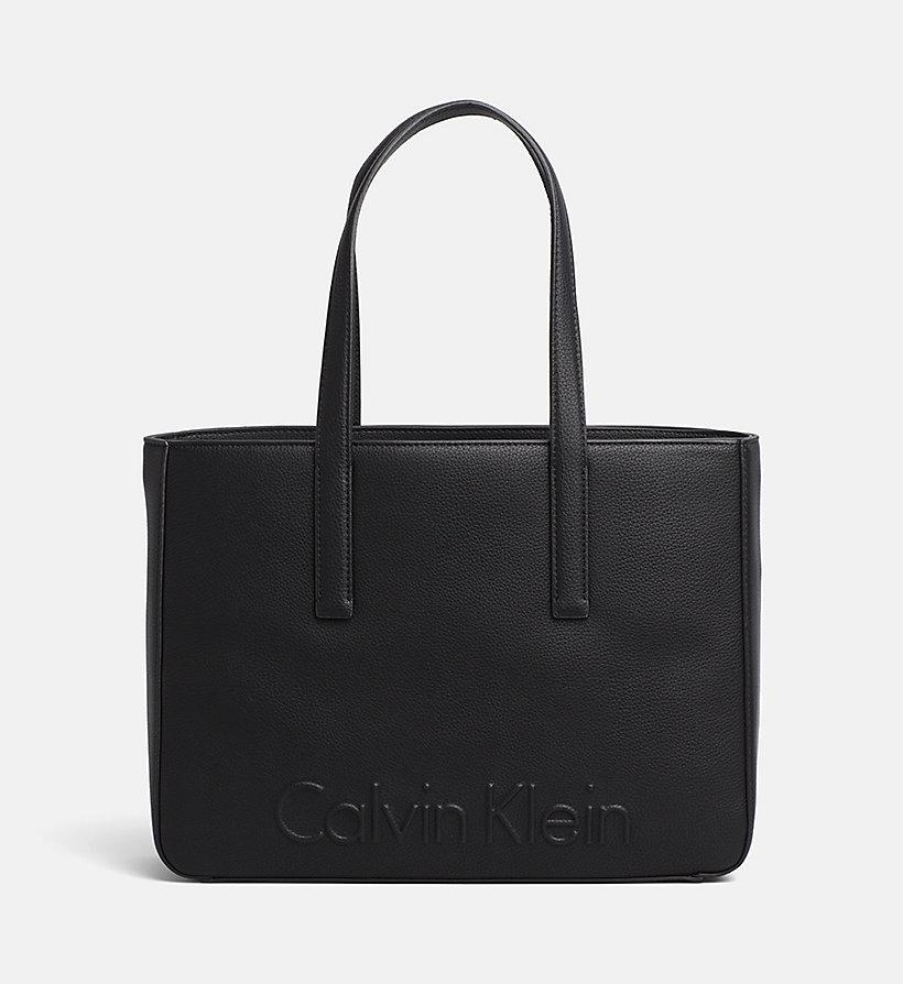 Mittelgroße Tote-Bag Calvin Klein Ci5VgGX