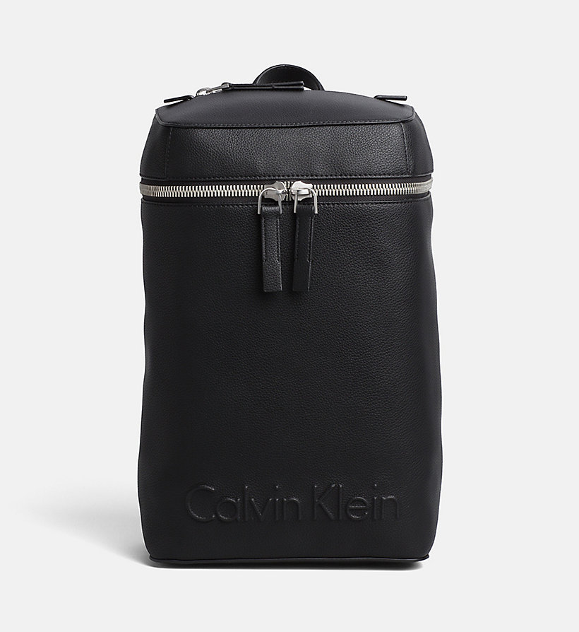 CALVINKLEIN Square Backpack - WHITE - CALVIN KLEIN WOMEN - main image