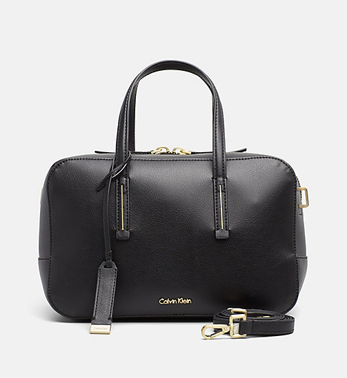 CALVINKLEIN Duffle Bag - BLACK - CALVIN KLEIN SHOES & ACCESORIES - main image