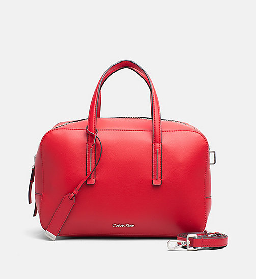 CALVINKLEIN Duffle Bag - SCARLET -  NEW IN - main image