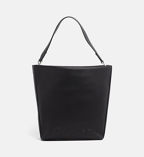 CALVINKLEIN Large Hobo - BLACK -  NEW IN - main image