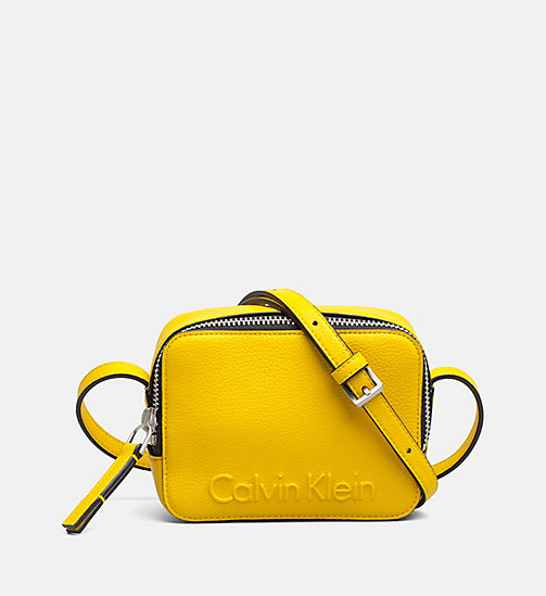 CALVINKLEIN Small Crossover - SUNFLOWER -  NEW IN - main image