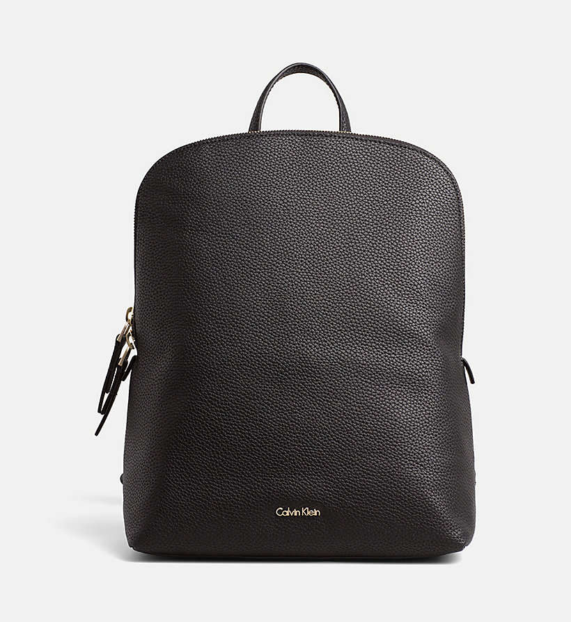CALVINKLEIN Expandable Interior Backpack - CEMENT - CALVIN KLEIN WOMEN - main image