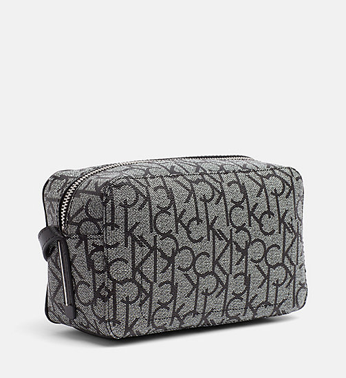 CALVINKLEIN Crossover Camera Bag - GRANITE MONOGRAM - CALVIN KLEIN CROSSOVER BAGS - detail image 1