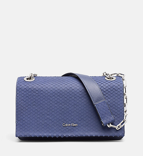 CALVINKLEIN Convertible Shoulder Bag - NAVY - CALVIN KLEIN NEW IN - main image