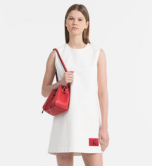 CALVIN KLEIN JEANS Small Bucket Bag - SCARLETT - CALVIN KLEIN JEANS NEW IN - detail image 1