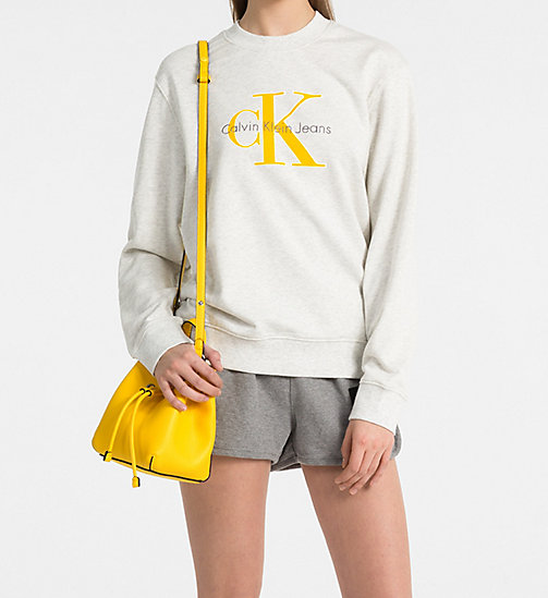 CALVIN KLEIN JEANS Kleine Bucket-Bag - CANARY -  NEW IN - main image 1
