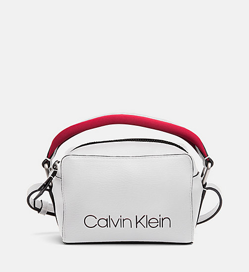 CALVINKLEIN Small Crossover - LIGHT GREY - CALVIN KLEIN CROSSOVER BAGS - main image