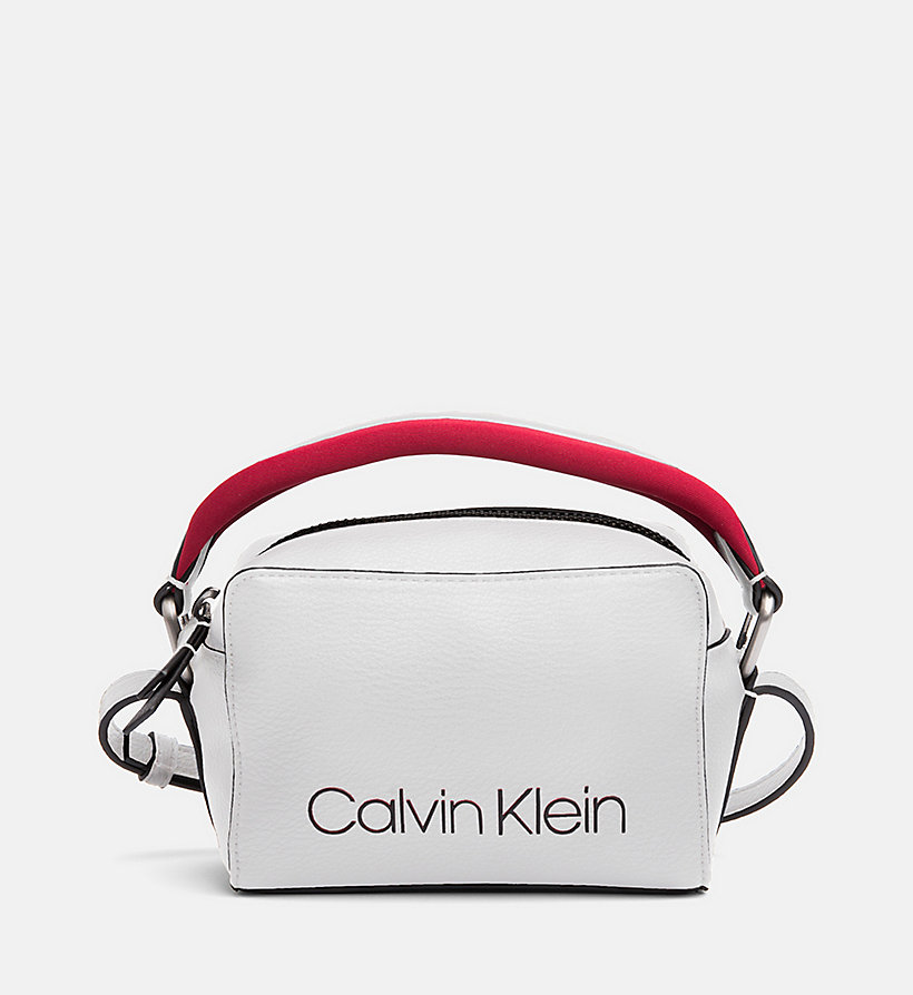 CALVINKLEIN Small Cross Body Bag - BLACK - CALVIN KLEIN WOMEN - main image