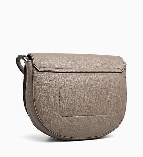 CALVINKLEIN Medium Saddle Bag - ARMY FTGE - CALVIN KLEIN NEW IN - detail image 1