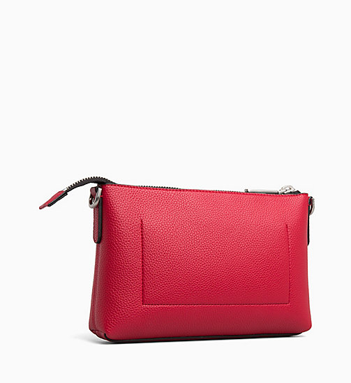 CALVINKLEIN Cross Body Bag - ROUGE - CALVIN KLEIN CROSSOVER BAGS - detail image 1