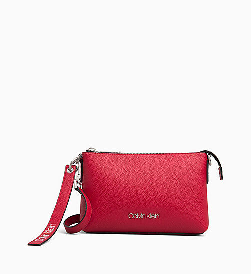 CALVINKLEIN Cross Body Bag - ROUGE - CALVIN KLEIN CROSSOVER BAGS - main image