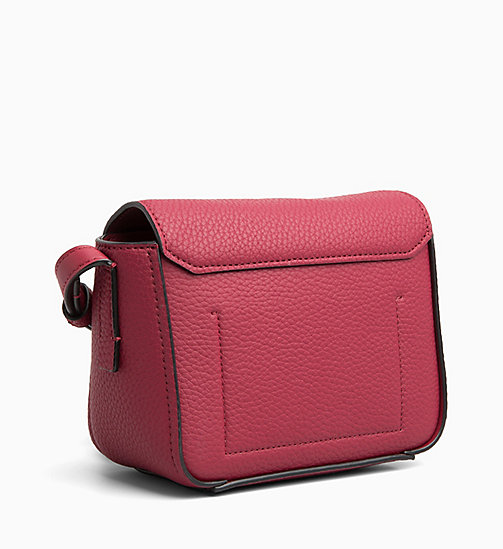 CALVIN KLEIN Small Cross Body Bag - RED ROCK - CALVIN KLEIN ALL GIFTS - detail image 1