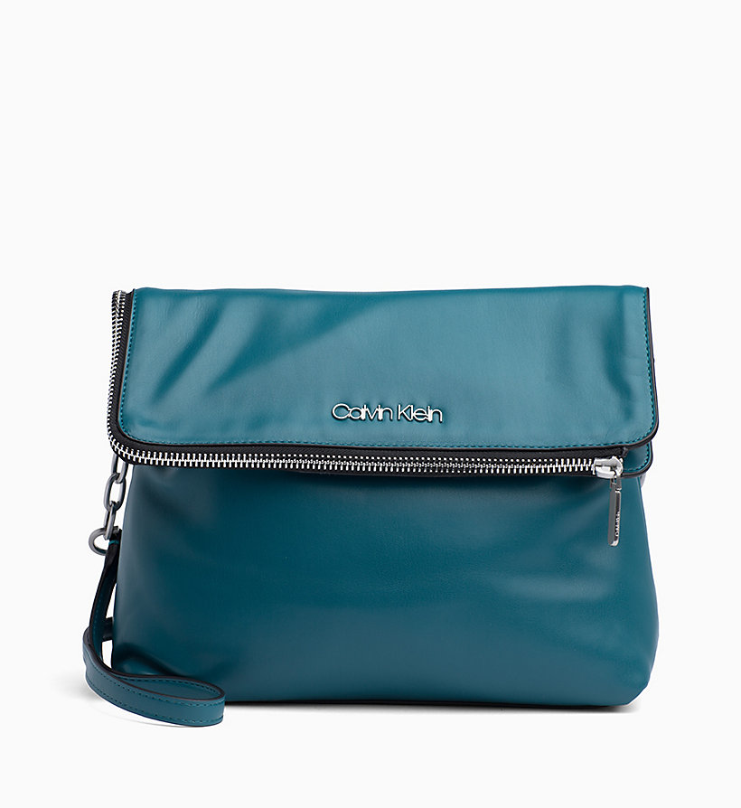 CALVIN KLEIN Cross Body Bag - BLACK - CALVIN KLEIN WOMEN - main image
