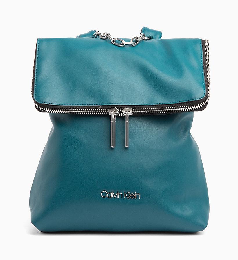 CALVIN KLEIN Backpack - BLACK - CALVIN KLEIN WOMEN - main image