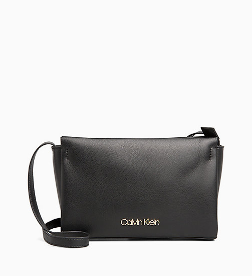CALVINKLEIN Cross Body Bag - BLACK - CALVIN KLEIN SHOES & ACCESORIES - main image