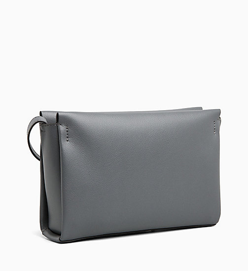 CALVINKLEIN Cross Body Bag - STEEL GREYSTONE - CALVIN KLEIN NEW IN - detail image 1