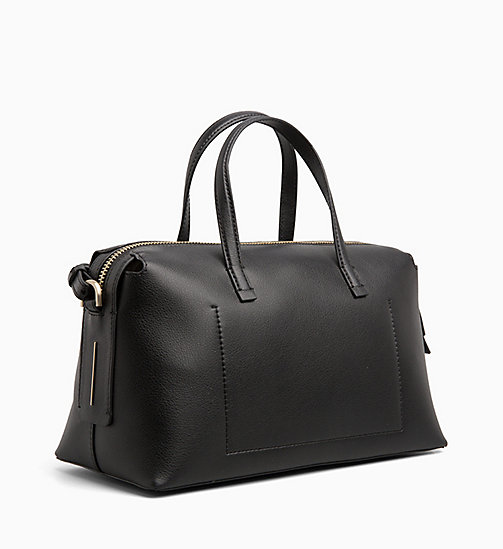 CALVINKLEIN Duffle Bag - BLACK - CALVIN KLEIN SHOES & ACCESORIES - detail image 1