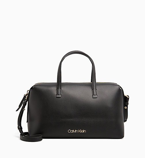 CALVINKLEIN Duffle Bag - BLACK - CALVIN KLEIN NEW IN - main image