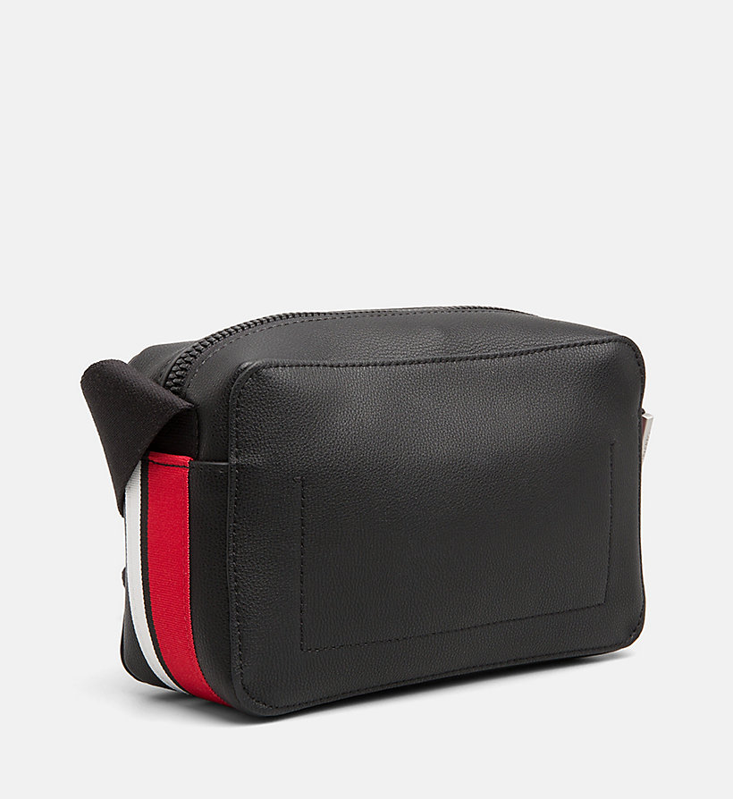 CALVIN KLEIN Small Cross Body Bag - ROUGE - CALVIN KLEIN WOMEN - detail image 1