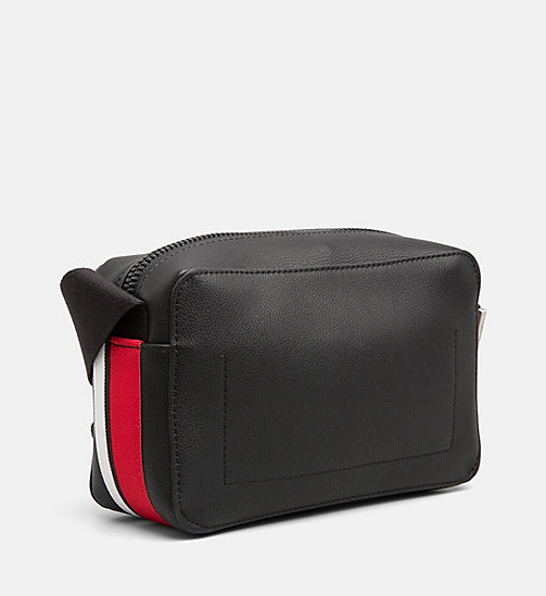 CALVIN KLEIN Small Cross Body Bag - BLACK - CALVIN KLEIN LOGO SHOP - detail image 1
