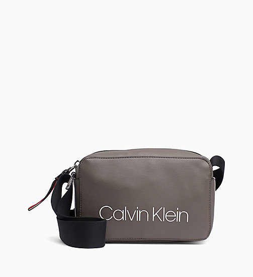 CALVINKLEIN Small Cross Body Bag - ARMY FTGE - CALVIN KLEIN CROSSOVER BAGS - main image