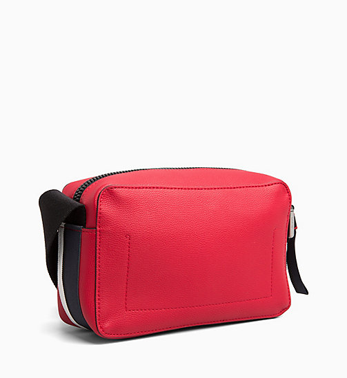 CALVINKLEIN Small Cross Body Bag - ROUGE - CALVIN KLEIN CROSSOVER BAGS - detail image 1