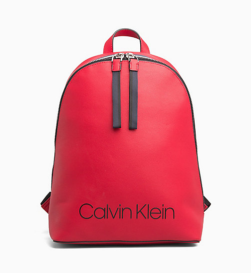 CALVIN KLEIN Backpack - ROUGE - CALVIN KLEIN ALL GIFTS - main image