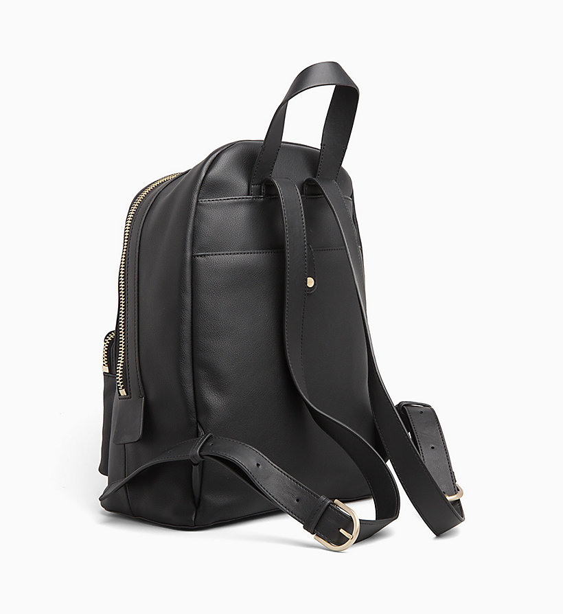 CALVIN KLEIN Backpack - TOBACCO - CALVIN KLEIN WOMEN - detail image 1