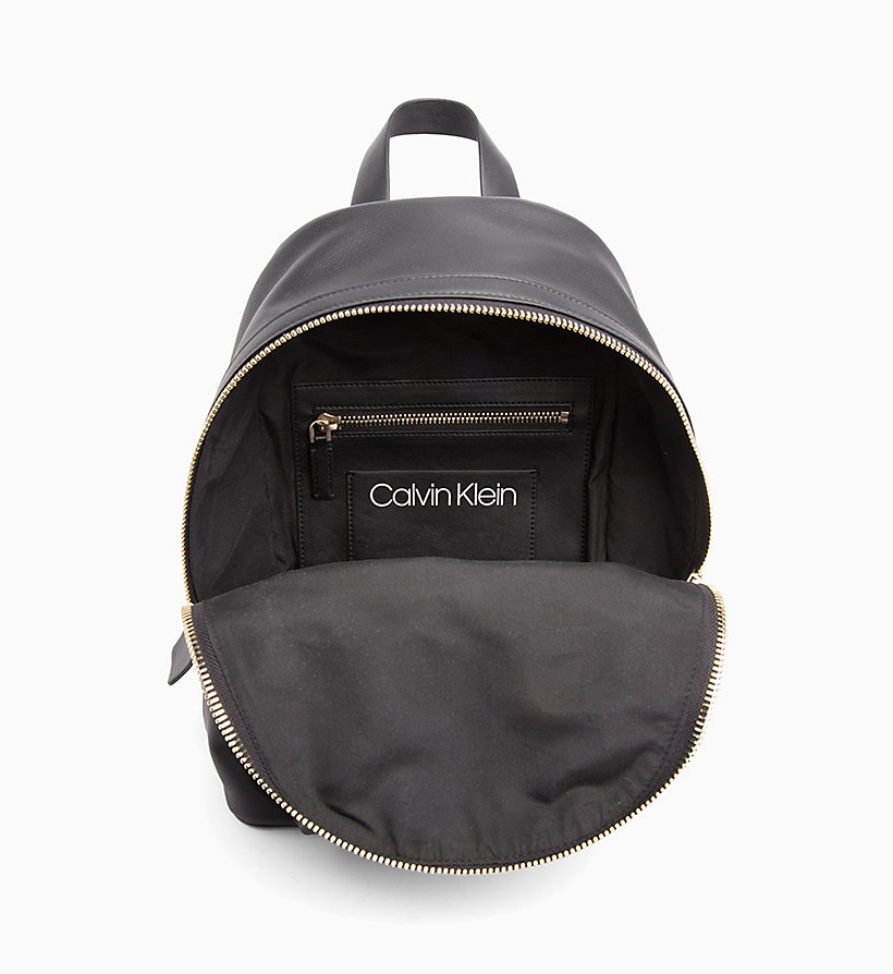 CALVIN KLEIN Backpack - TOBACCO - CALVIN KLEIN WOMEN - detail image 2