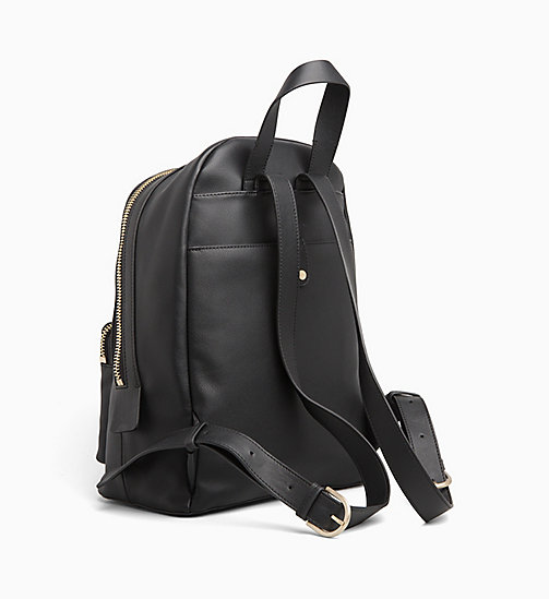 CALVIN KLEIN Backpack - BLACK - CALVIN KLEIN BACKPACKS - detail image 1