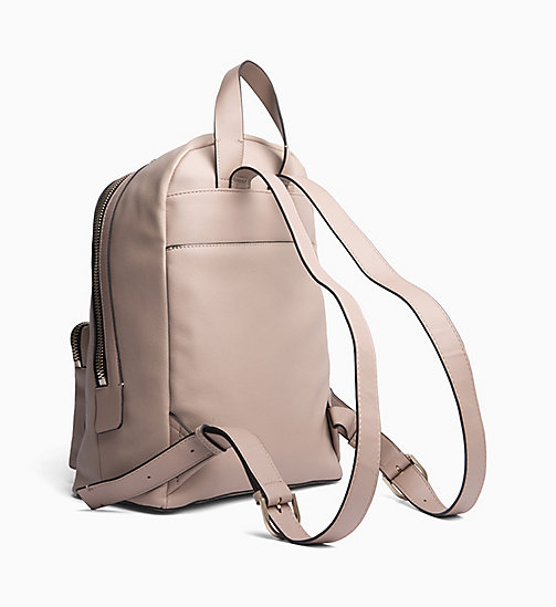 CALVINKLEIN Backpack - TOBACCO -  BACKPACKS - detail image 1
