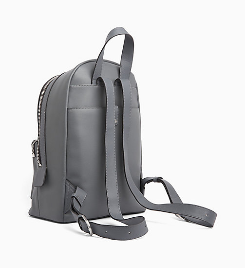 CALVIN KLEIN Backpack - STEEL GREYSTONE - CALVIN KLEIN The New Off-Duty - detail image 1