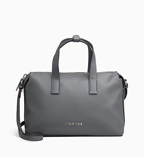 CALVINKLEIN Duffle Bag - STEEL GREYSTONE - CALVIN KLEIN NEW IN - main image