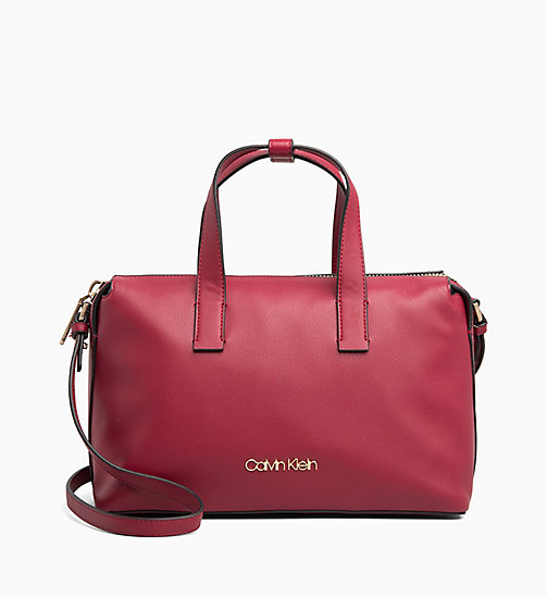 CALVINKLEIN Duffle Bag - RED ROCK - CALVIN KLEIN NEW IN - main image