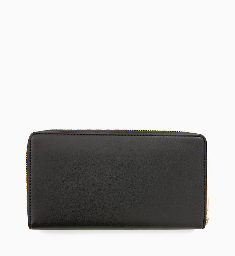 CALVINKLEIN Large Zip-Around Wallet - ROSE QUARTZ - CALVIN KLEIN WOMEN - detail image 1