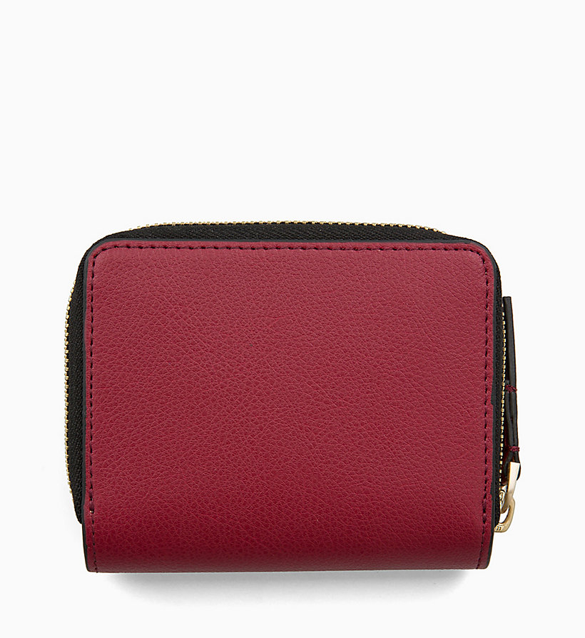 CALVINKLEIN Medium Zip-Around Flap Purse - PETAL - CALVIN KLEIN WOMEN - detail image 1