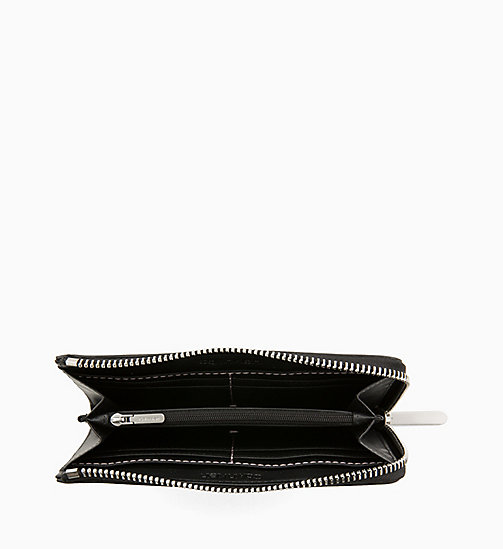 CALVIN KLEIN Large Zip-Around Wallet - PETAL - CALVIN KLEIN WOMEN - detail image 1